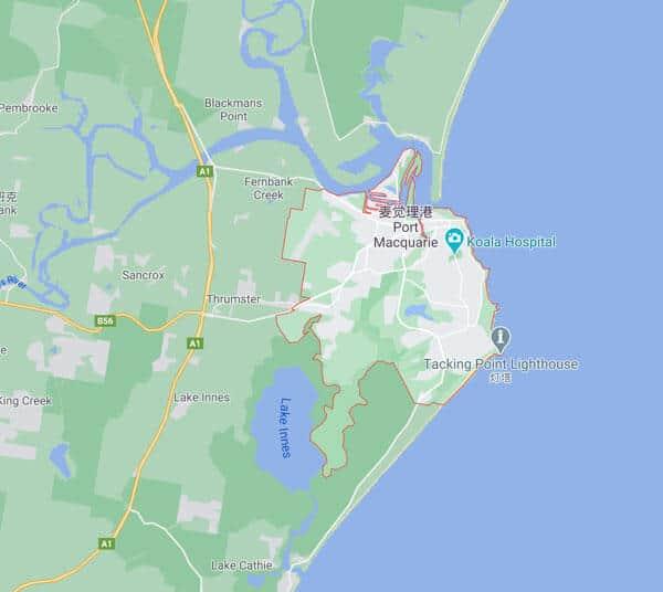 麦夸里港Port Macguarie