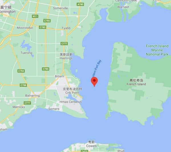 西港Western port