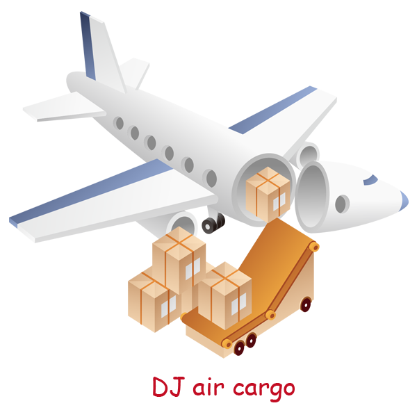 djcargo air freight