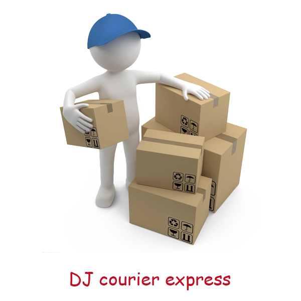 djcargo courier express