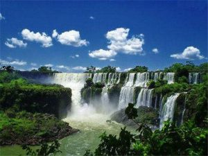 阿根廷瀑布