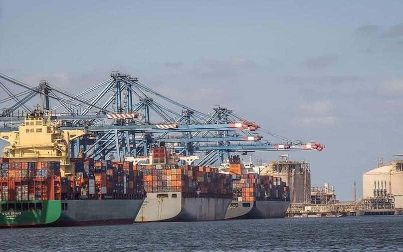 中国到新加坡海运正常运作