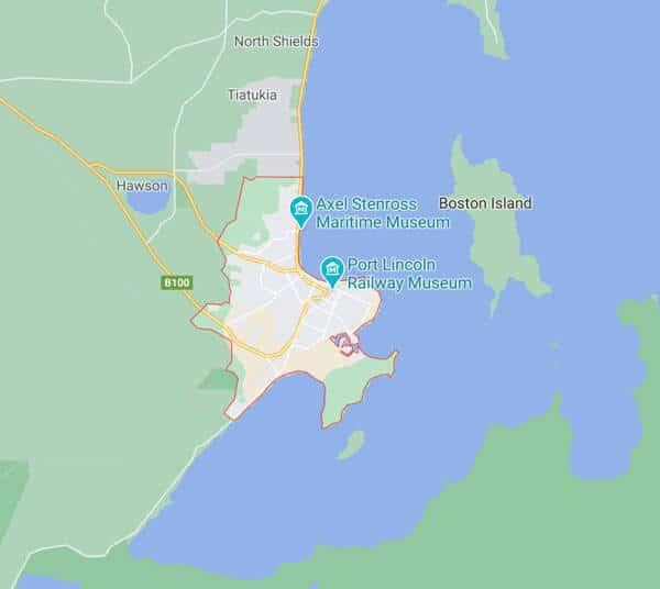 林肯港Port Lincoln