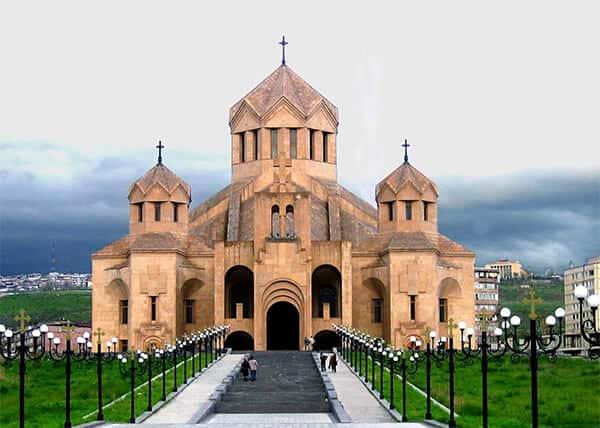 圣萨尔基斯大教堂