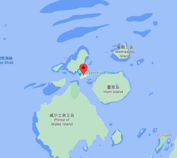 星期四岛Thursday island