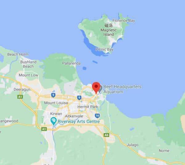 敦斯维尔Townsville