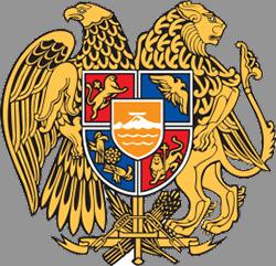亚美尼亚国徽