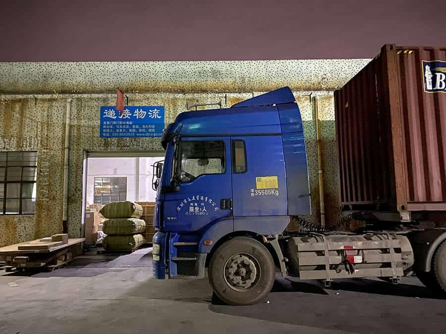 广州到多伦多拼箱海运,双清到门服务