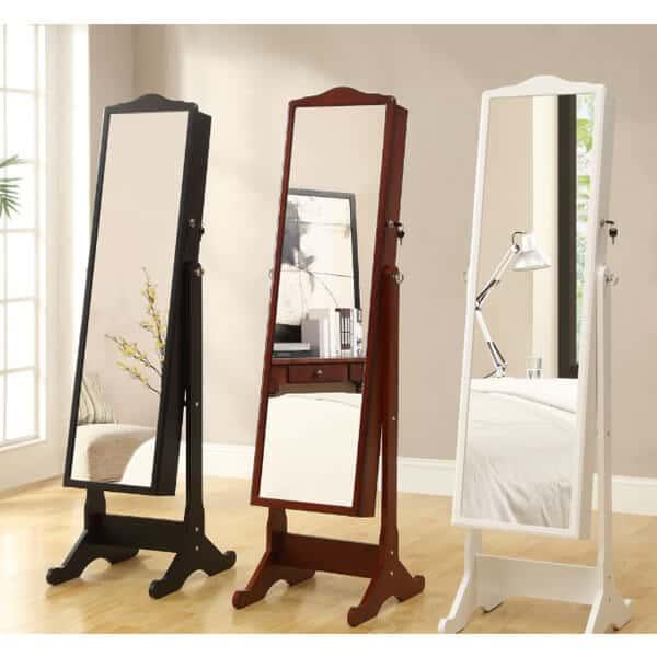 镜子,穿衣镜,带有玻璃制品的门窗