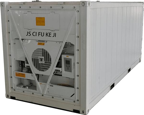 冷冻柜运到印度尼西亚