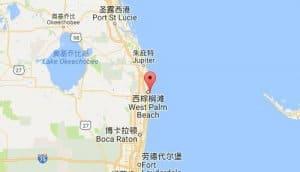 棕榈滩palm beach