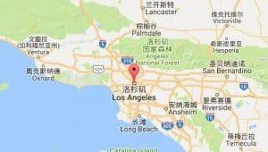 洛杉矶los angeles,ca