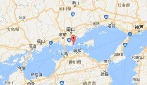 直岛naoshima island