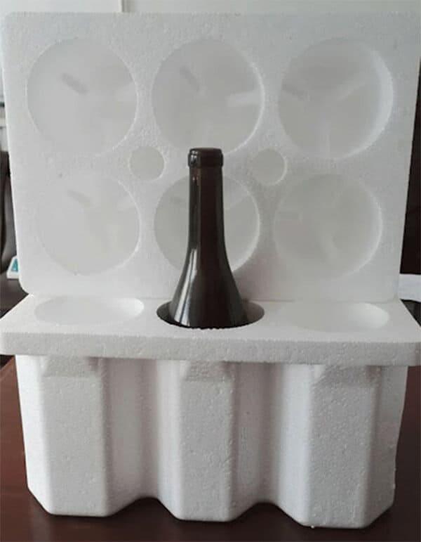 玻璃瓶装液体包装